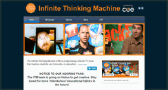Preview of infinitethinking.org